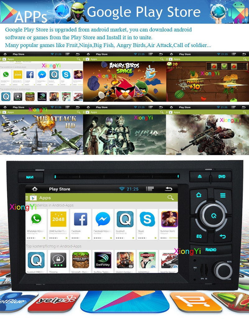google_play_store_app-android_market_down_load_car_dvd_player_on_board_computer_pc_in_dash_computer_gps_radio_bluetooth