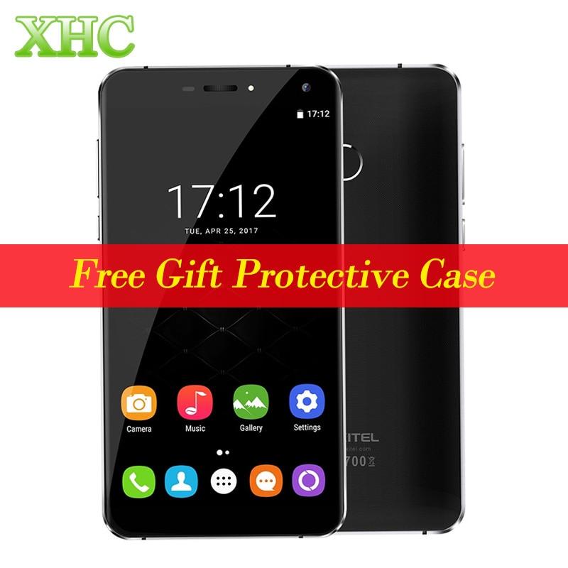 OUKITEL U11 Plus Fingerprint Id Samrtphone 5.7 inch 4GB 64GB Android 7.0 MTK6750T Octa Core Dual 13MP 3700mAh Mobile Phone