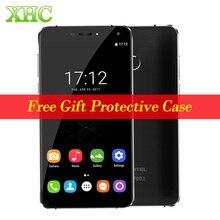 Oukitel U11 плюс отпечатков пальцев ID samrtphone 5.7 дюймов 4 ГБ 64 ГБ Android 7.0 MTK6750T Восьмиядерный двойной 13MP 3700 мАч мобильного телефона