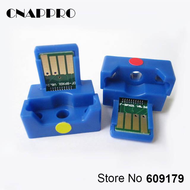 Online Shop 40PCS MX36 Reset Toner cartridge Chip for sharp