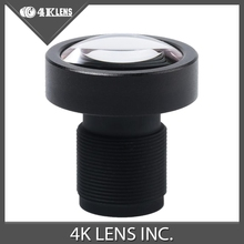 4K LENS 3.8MM CCTV Lens 1/2.3″ 12MP M12 Mount Low Distortion 95Degree for Aerial Gimbal DJI Phantom 3 Camera Drones Newly Hot