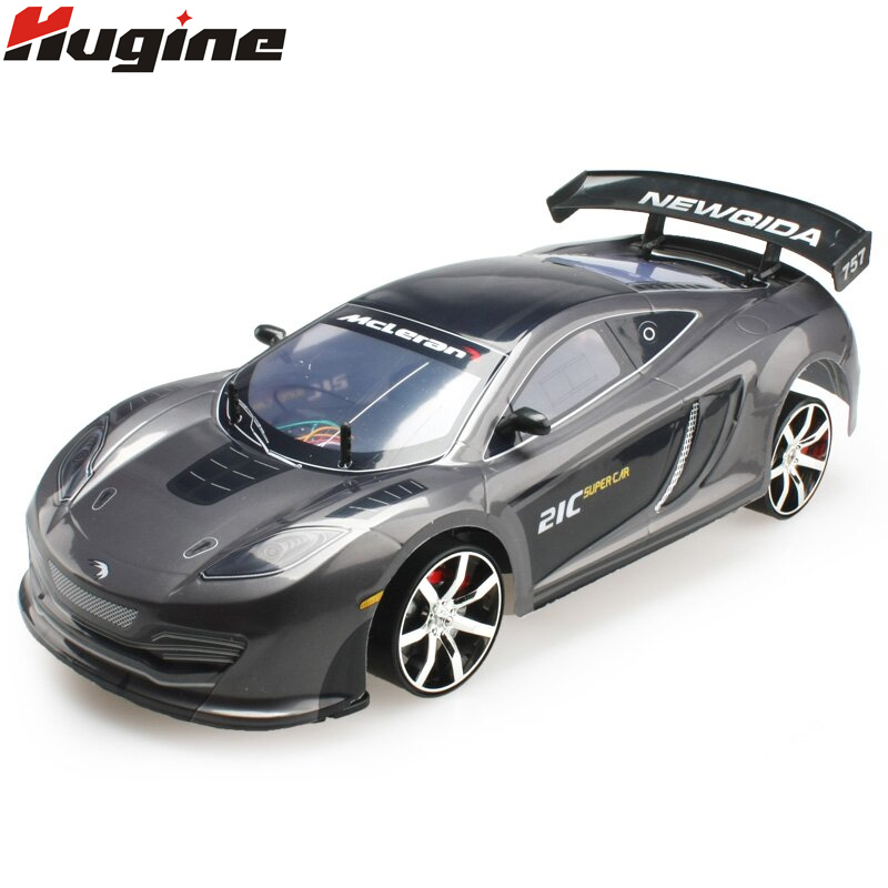 <font><b>RC</b></font> Car <font><b>1:10</b></font> High Speed Racing Car 2.4G Subaru 4 Wheel Drive Radio Control Sport <font><b>Drift</b></font> Racing Car Model Electronic Toy image