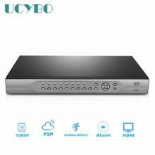 24CH 1080 P AHD DVR NVR 1080N 720 P 960 P 24 канала для видеонаблюдения AHD 1080 P камеры сети цифровой видеорегистратор H.264 наблюдения