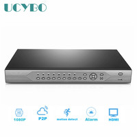 24CH 1080P AHD DVR NVR 1080N 720P 960P 24 channel for cctv analog 1080p camera video surveillance digital video recorder system