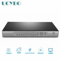 24CH 1080P AHD DVR NVR 1080N 720P 960P 24 channel for cctv analog 1080p camera video surveillance digital video recorder system