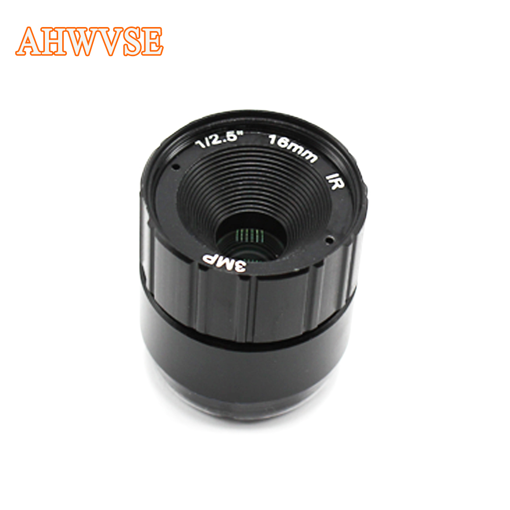 3.0Megapixel 25mm 16mm 12mm CCTV Lens F1.2 For HD IP Cameras CS 1/2.5 Format for HD SDI IP AHD Cameras hd 2mp 9mm 22mm zoom manual focal cs lens for hd ip sdi ahd cameras