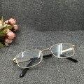 2017 new definición plegables gafas de gafas de presbicia gafas de lectura de cristal de grado superior para las mujeres de los hombres
