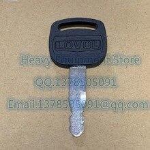 2 шт. ключ для Lovol тяжелое оборудование экскаватор погрузчик грейдер бульдозер