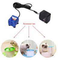 Casa do animal de Estimação Cães Gatos Cubo de Componente Para O Alimentador Automático de Dispensador De Água Da Fonte Da Bomba de Água de Beber Tigela Alimentador Bomba de Reposição