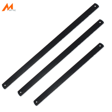 350mm 450mm 550mm Frame Saw Replacement Blade 65Mn Steel 7TPI Hand Saw Blades