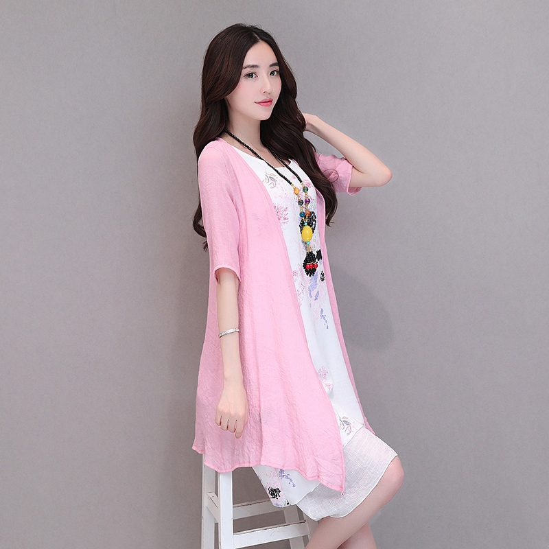 2018 summer women clothes maternity strip dress maternity clothing pregnancy pregnant clothes cotton dresses long t-shirt
