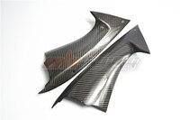 Впускной тире Панель крышка воздухоотвода обтекатель для Yamaha YZF R6 2008 09, 10, 11, 12, 13, 14, 15, 2016 полностью из углеродного волокна, 100% твил