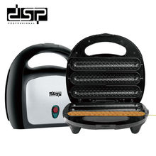 DSP  Grilled Sausage Machine Barbecue Hot dog Party 750W 220-240V Breakfast machine