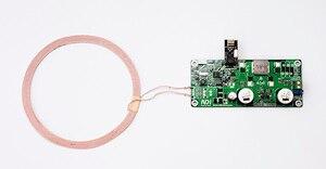Image 2 - Módulo de carga inalámbrica de larga distancia, alta potencia, 100W, eficiencia de acoplamiento resonante PCBA