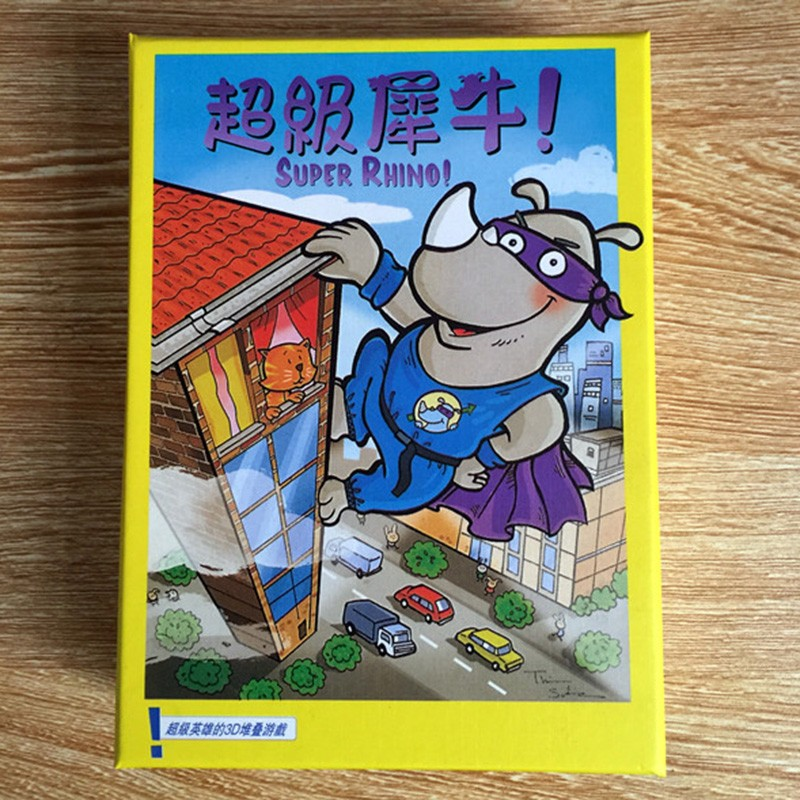 Super-Rhino-Board-Game-2-5-Players-Funny-Cards-Games-High-Quality-Paper-Game-For-Party (1)