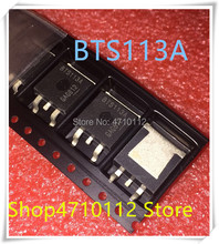 NEW 10PCS LOT BTS113A BTS113 TO 263 5 IC