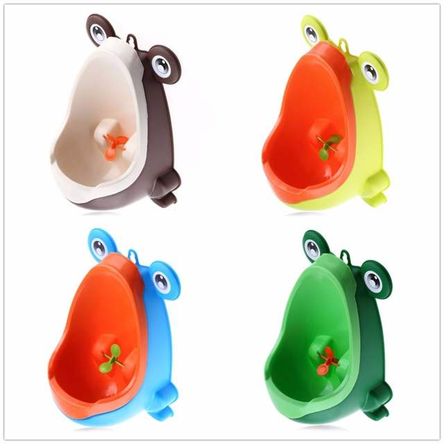 c1af5e69a08 placeholder Pinico Kids Urinal for Boys Baby Potty Penguin Frog Children s  Toilet Training Urinal-boy