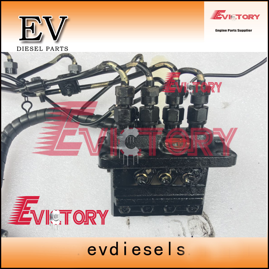 US $288 0 |For excavator engine SHIBAURA N844 N844L fuel injection pump-in  Pistons, Rings, Rods & Parts from Automobiles & Motorcycles on