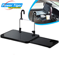 Foldable Car Laptop Stand Foldable Car Seat/Steering Wheel Laptop/Notebook Tray Table Food/drink Holder Stand Retail & Wholesale