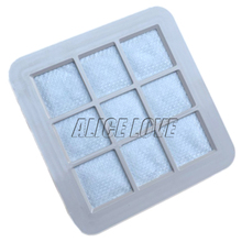 Free Shipping Vacuum Cleaner Air inlet filter cotton For Philips FC5830 FC5828 FC5826 FC5823 FC5822 FC5228 FC5226 FC5225