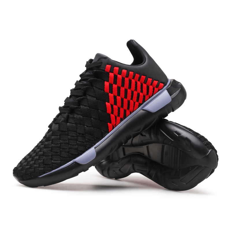 Running Shoes for Men Trainers Breathable Men Gym Shoes Summer Athletic Shoes Men Sneakers