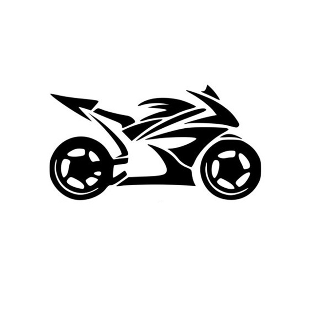 CM Personalized Custom Car Stickers Cool Motocross Vinyl - Cool custom motorcycle stickers