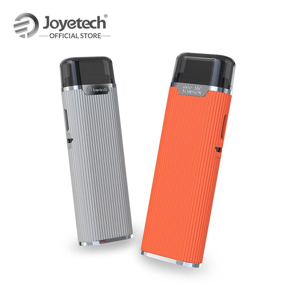 Russe/USA Entrepôt Origine Joyetech eGo AIO Manoir Kit 1300 mah Construit dans La Batterie Avec 2 ml Capacité 0.6ohm BF SS316 E Cig