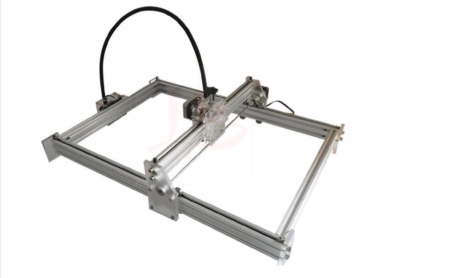 Mini bricolage Laser graveur IC marquage imprimante taille de sculpture 35*50 CMMini bricolage Laser graveur IC marquage imprimante taille de sculpture 35*50 CM