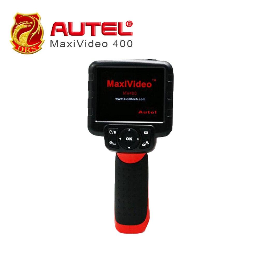 Autel Maxivideo MV400 Videoscope Numérique avec 8.5mm diamètre imager caméra d'inspection chef MV 400 Polyvalent Videoscope