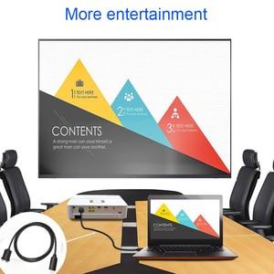 Image 5 - HDMI2VGA تحويل HDMI إلى كابل تجهيز مرئي الذكور محول فك hdmi vga hdmi إلى vga محول متوافق محمول PC العارض HDTV 1.2m