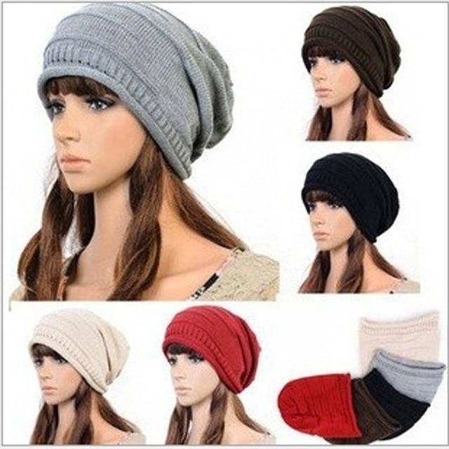 42dbe52f0fb Hot Sale 5 Solid Colors Folding Fashion Models hip-hop Hedging Hat Autumn  Winter Warm
