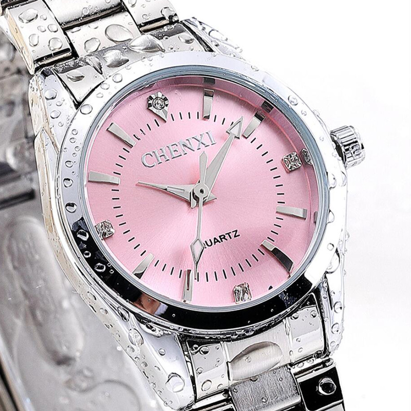 Waterproof Girl Wrist Watch Fashion Women Colorful Dial Reloj Mujer Concise Ladies Rhinestone Clocks Watch Female Quartz Watches weiqin luxury gold wrist watch for women rhinestone crystal fashion ladies analog quartz watch reloj mujer clock female relogios