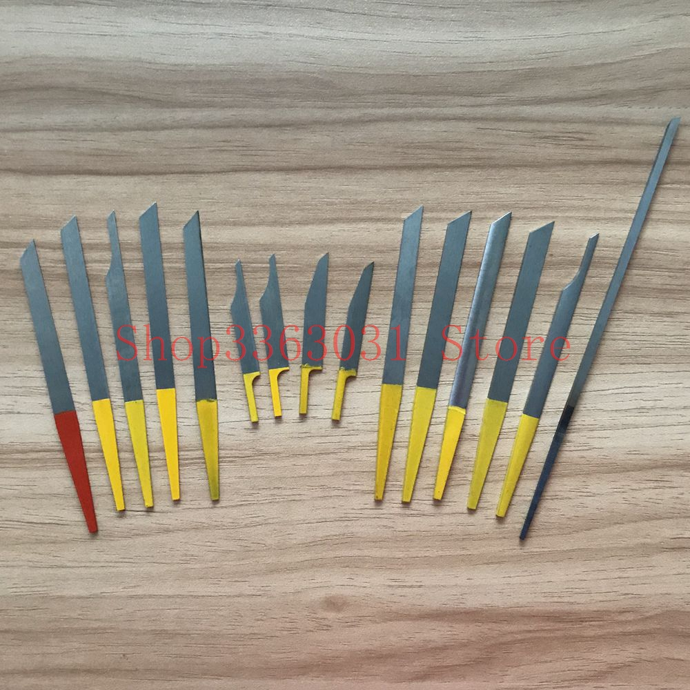15pcs/lot engraving knife Jewelers HS Graver Engraving engraver max gravers