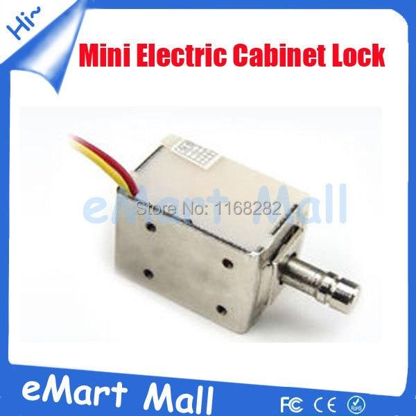 xg 03 dc12v 24v small electric bolt lock electromagnetic lock drawer electronic locks Mini Electric Cabinet Lock, Metal Electronic cabinet Lock, Drawer lock,Electrical bolt Lock for Small Cabinet