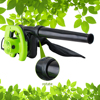Hot Electric Handheld Super Leaf Blower With Vacuum Shredder Super Leaf Blower