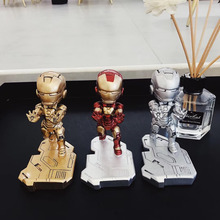 Fashion Mobile Phone Smartphone Desk Stand Marvel Movie Iron