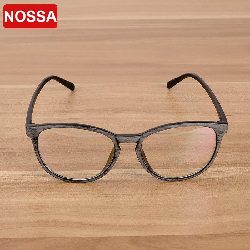 6ed8b3682 نوسا ماركة تصميم كلاسيكي المرأة خمر النظارات الإطار الرجال الرجعية إطارات  نظارات واضح عدسة النظارات المستديرة