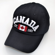 new Canada Baseball Cap Flag Of Hat Snapback Adjustable Mens  Gorras hats