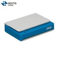 Leitor de cartão móvel magnético mpr110 de emv bluetooth nfc ic|Leitores de cartão|Computador e Escritório -