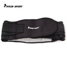 цена на free shipping self-heating slimming belt  new sport leather waist support   less belly slimming corset belt cummerbund with care