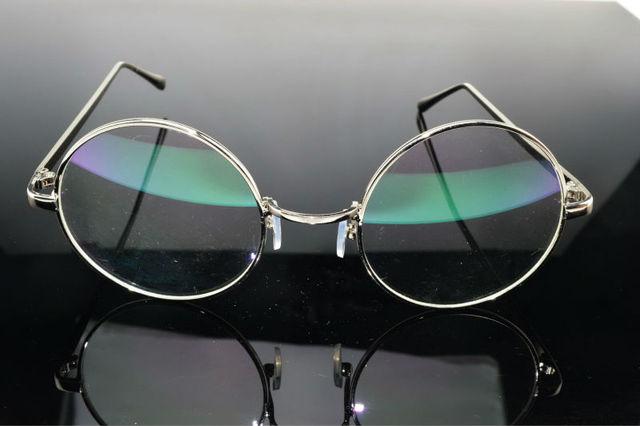 9c0ec30afe Por encargo bifocales multifocales progresivas lentes recetados gafas ver  cerca de lejos ronda marco grande espectáculo
