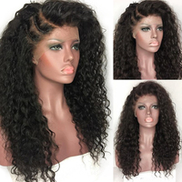 Hesperis 360 Lace Frontal Wig Pre Plucked 150% Density Brazilian Curly Wig Lace Front Human Hair Wigs With Baby Hair Remy Hair
