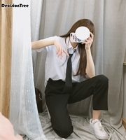 2019 japanese style students girls cardigans sweater sailor moon jk school uniforms symbol embroidery knitwear