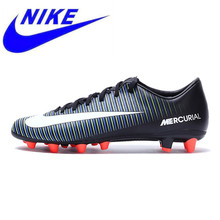 d785835a4 New Arrival NIKE MERCURIAL VICTORY VI AG-PRO Men's Light Comfortable 2017  Football Soccer Shoes