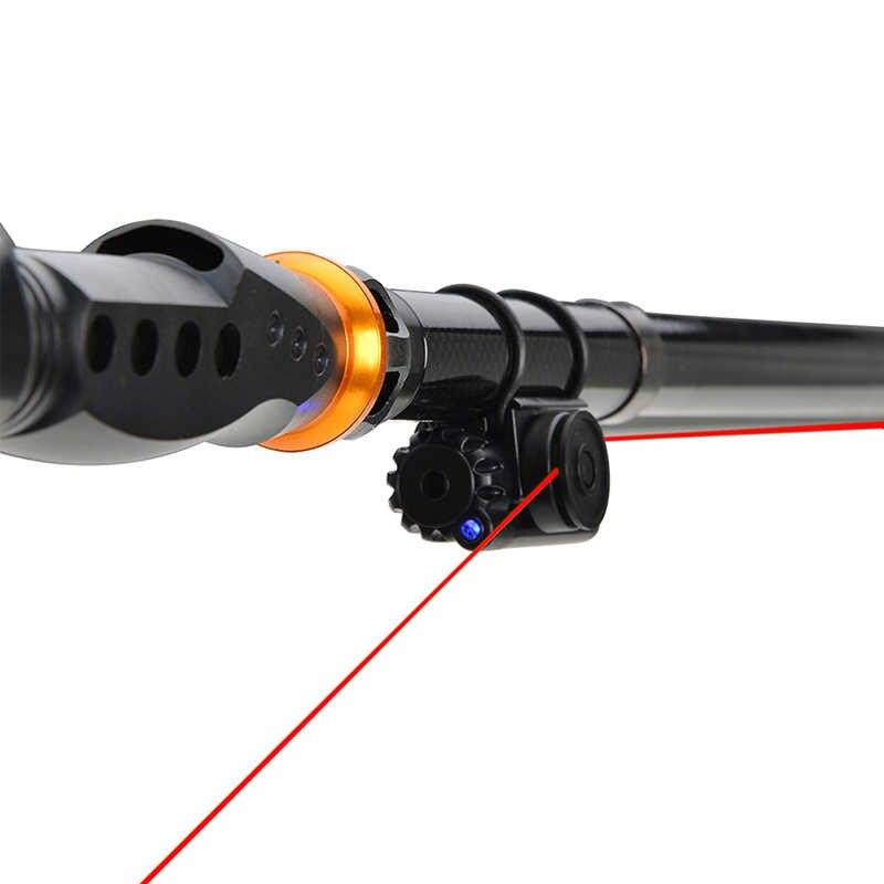 ホット釣り警報プロ釣りアラート咬合アラームオーディオとビジュアルアラート釣竿魚ツールアクセサリー