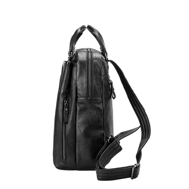 2017 marka kadın sırt çantası hakiki deri okul gençler için sırt çantaları kızlar oxford omuzdan askili çanta büyük kapasiteli seyahat çantaları N026