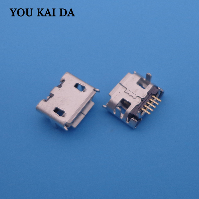 US $4 2 |30 1000 pcs New For ASUS Memo Pad 7 ME172 ME172V Micro USB DC  Charging Socket Port Connector-in Computer Cables & Connectors from  Computer &