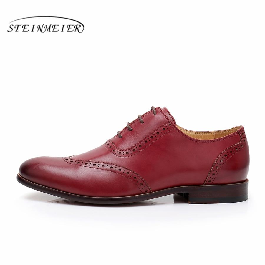 142f946511e68 Hombre Oficina green Los Negocios red Para Vestido Formal Hombres Mens De  Zapatos Oxford blue Red ...