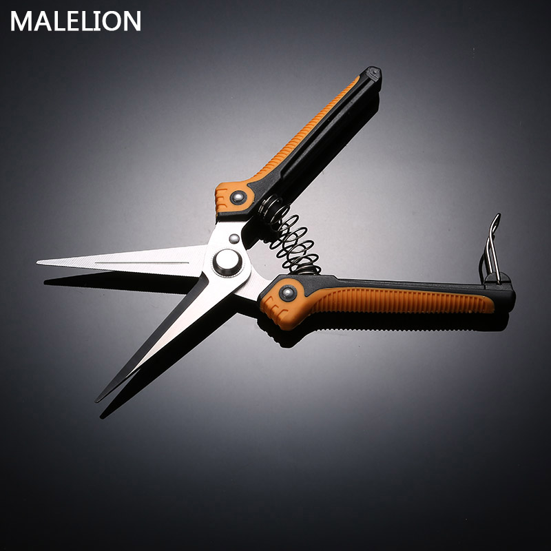 MALELION Hot Sale Garden Tools Orchard Picking Fruits And Vegetables Professional Fruits Cut Gardening Fruit Tree Pruning Tools