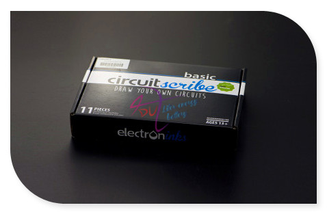 new 100% Genuine Circuit Scribe Basic Kit support create cool ...